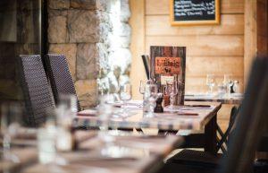 Restaurant L'Étale, Morzine
